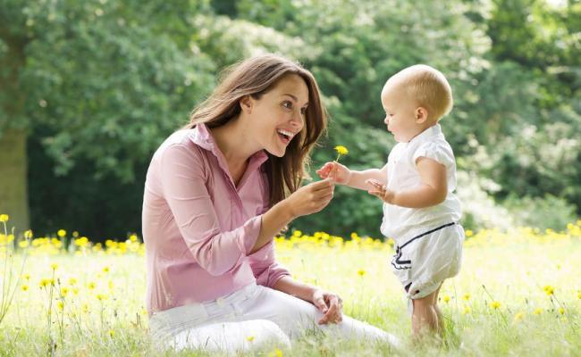 Atividades para fazer com o seu bebê